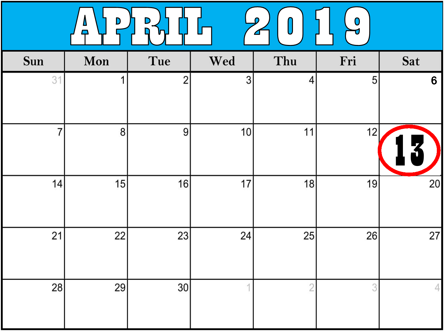 April 13 2019 Poyser Auto